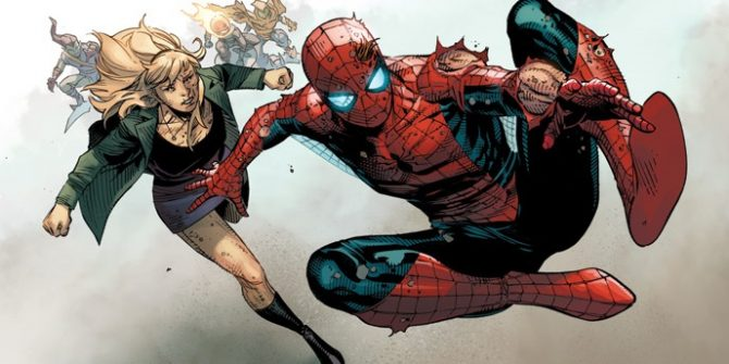 Spider-Man Is On The Run In First Look At The Clone Conspiracy #5