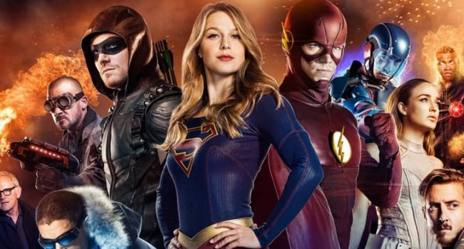 Expect The CW's DC TV Crossover Event To Be Even Bigger Next Season