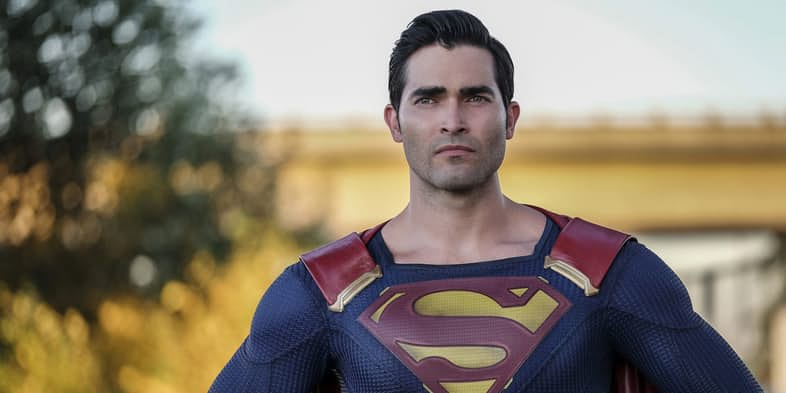 The CW Has No Further Plans For Tyler Hoechlin's Superman