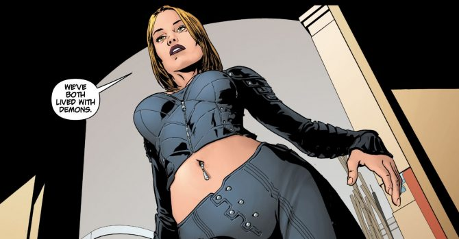 Batman Villain Talia Al Ghul Will Play A Key Role In Arrow's Big Prometheus Mystery