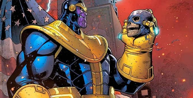 Thanos Kills The Marvel Universe In This First Look At U.S.Avengers #2