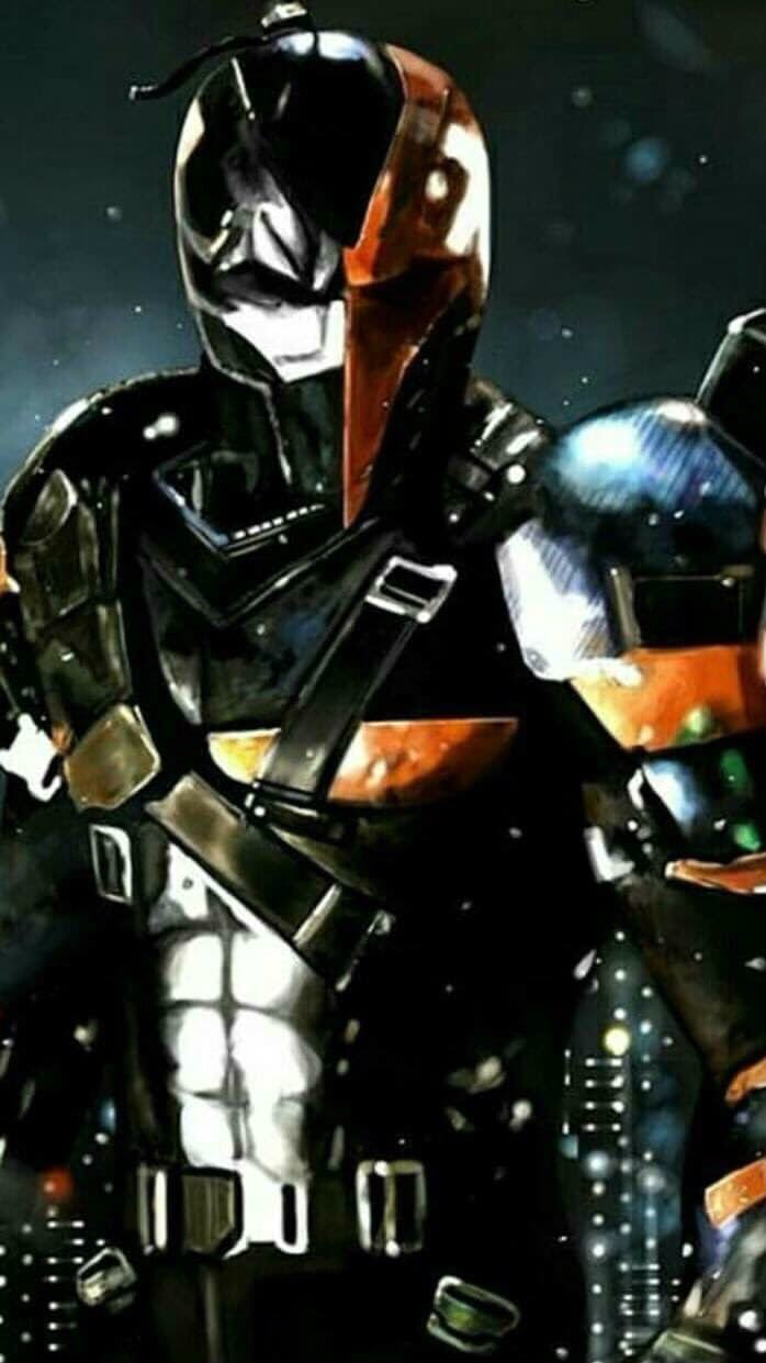 The Batman: Joe Manganiello Shares Awesome Deathstroke Fan Art