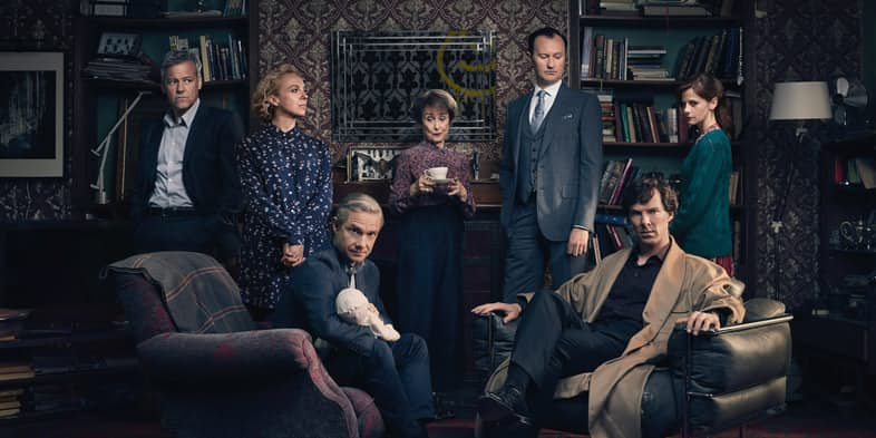 "Mark Gatiss Cools Talk Of Sherlock Season 5 Because The Show Is A ""Nightmare To Schedule"""