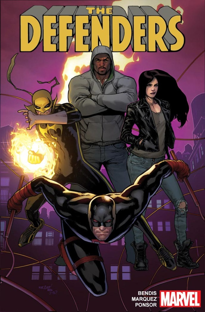 Marvel Launching A New Defenders Series From Civil War II Creative Team