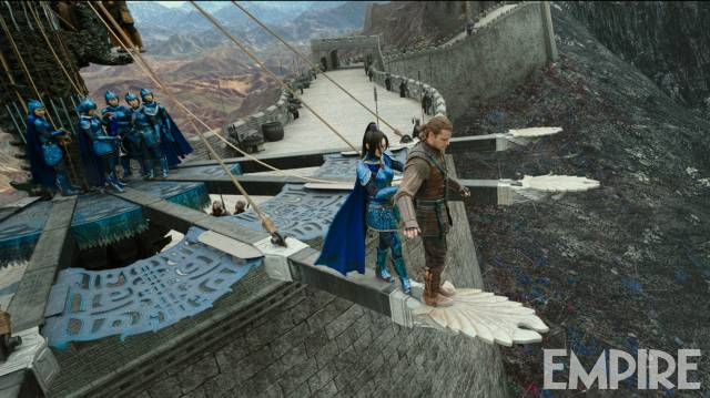 The Great Wall Image: Marvel At The Grand Scope Of Zhang Yimou's Chinese Epic