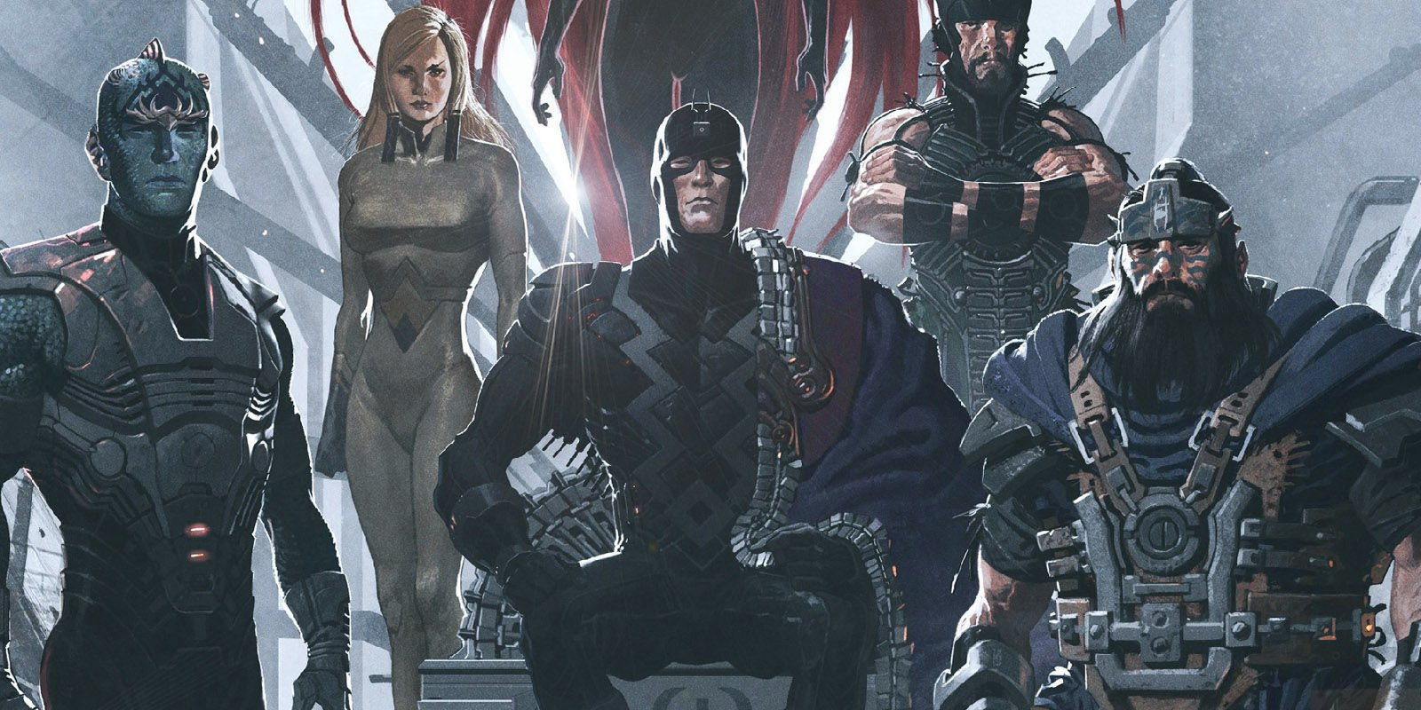 The Inhumans Gets A Revealing New Synopsis