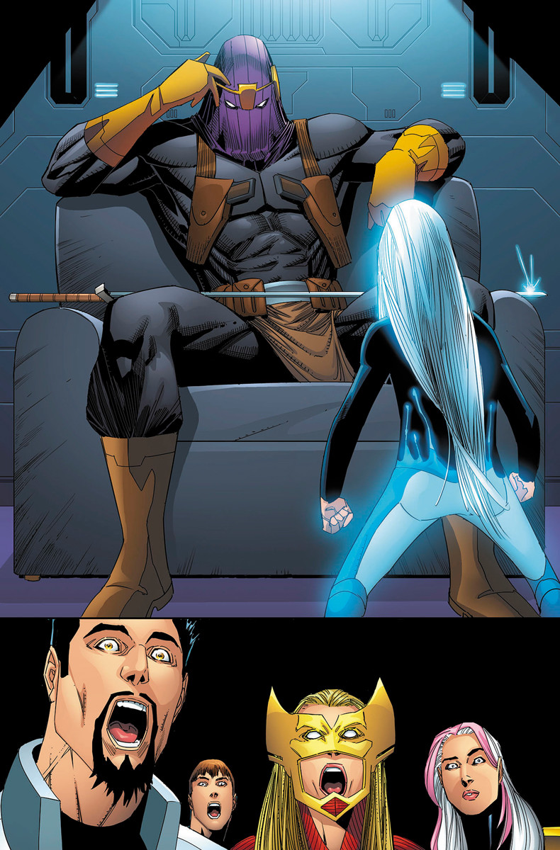 Baron Zemo Causes All Kinds Of Problems In Thunderbolts #10