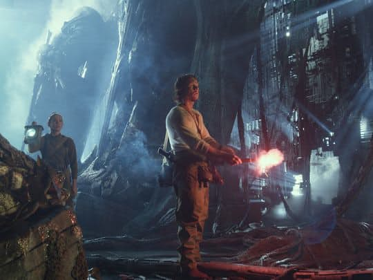 transformers-the-last-knight-photo-featuring-cade-yeager-mark-wahlberg-and-vivian-laura-haddock