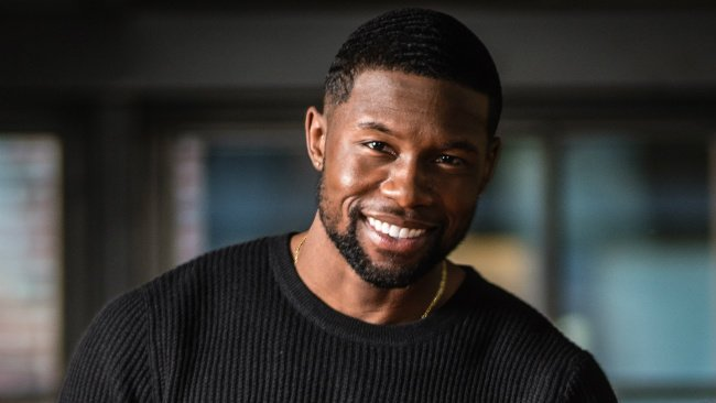 Moonlight's Trevante Rhodes Climbs Aboard The Predator