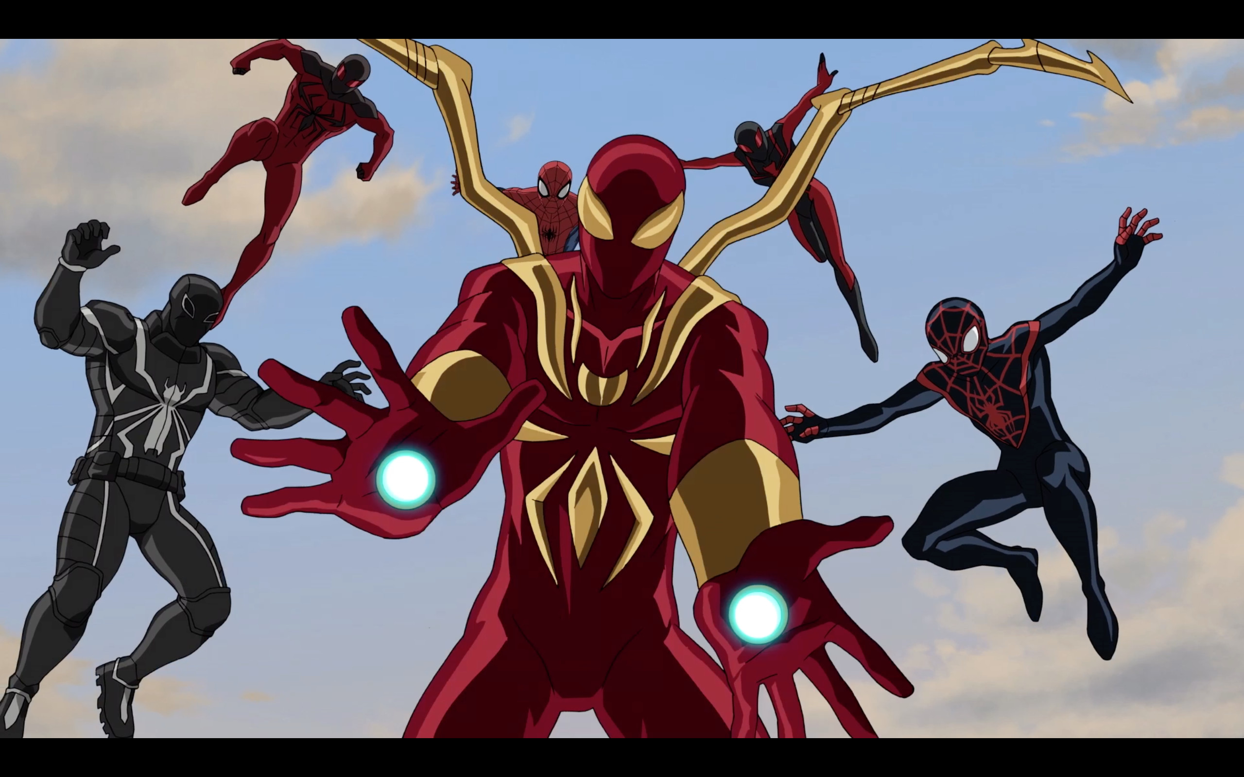 Doc Ock Lives Large In New Marvel's Ultimate Spider-Man Vs. The Sinister Six Clip