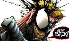 Eddie Brock Is Back In Black In Venom #6 First Look
