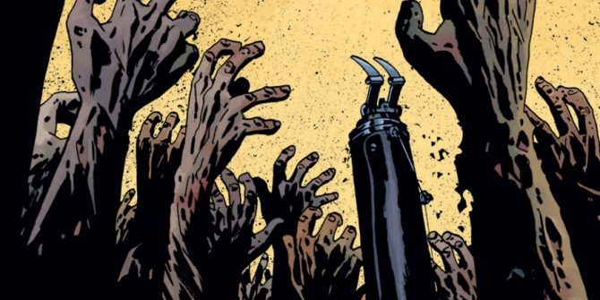 The Walking Dead #163 Reportedly The Highest Ordered Comic In 20 Years On Direct Market