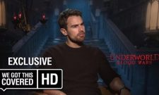 Exclusive Video Interview: Theo James Talks Underworld: Blood Wars