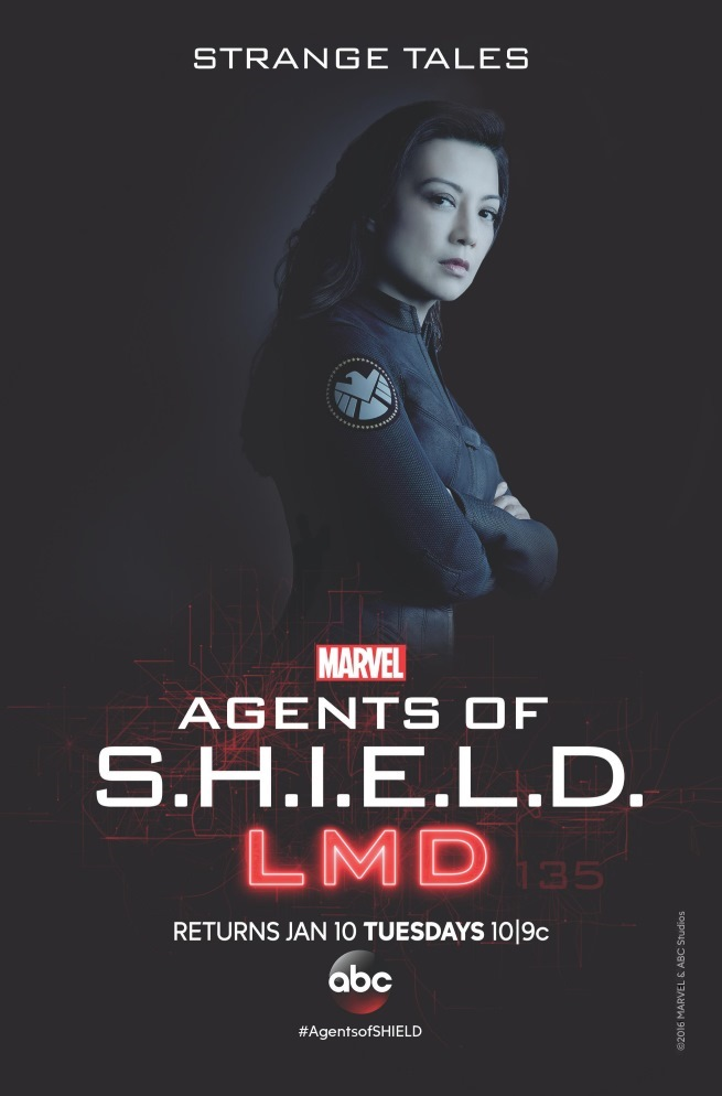 Agents Of S.H.I.E.L.D. Promo Poster Contains A Marvel Comics LMD Reference