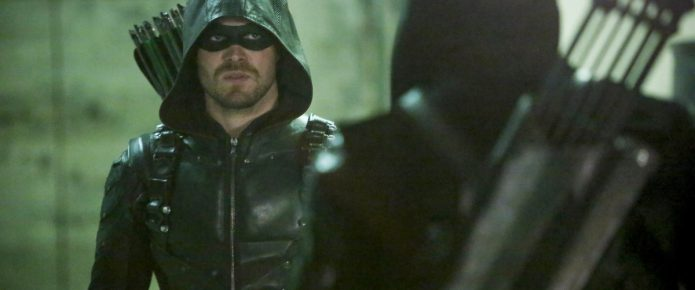 """Arrow Asks """"Who Are You?"""" In Extended Promo"""