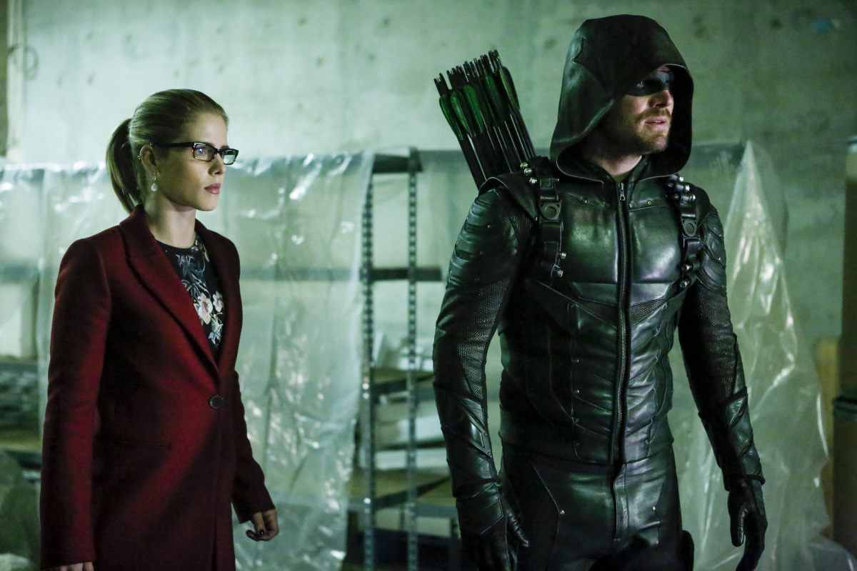 Oliver Queen Won't Fail His City In New Poster For Arrow Season 5