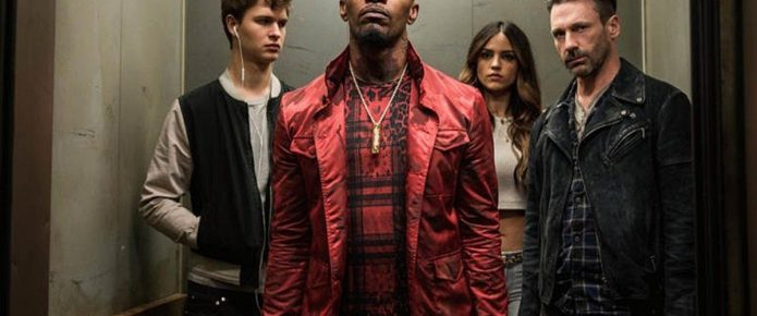 Cinemaholics #21: Baby Driver Review