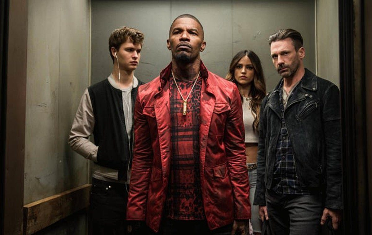 Three New Images For Baby Driver Show Off Edgar Wright's Motley Crew
