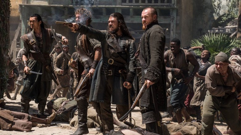Black Sails Season 4 Review