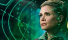 Rian Johnson Explains Why Carrie Fisher's Final Star Wars Scenes Were Left Untouched
