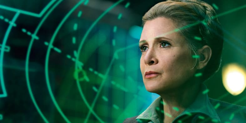 "The Last Jedi: Carrie Fisher's Final Star Wars Performance Will Involve Giving Hope To The ""Vulnerable"" Resistance"