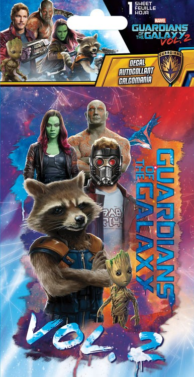 Baby Groot Leads The Team In New Guardians Of The Galaxy Vol. 2 Promo Art