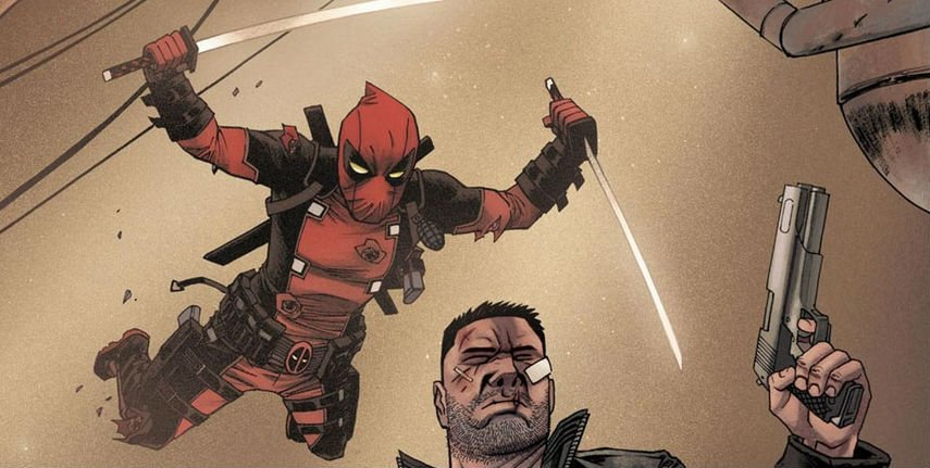 Deadpool Versus The Punisher #1 Review