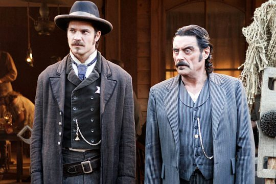 David Milch Is Still Writing The Deadwood Movie
