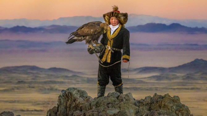 The Eagle Huntress Review