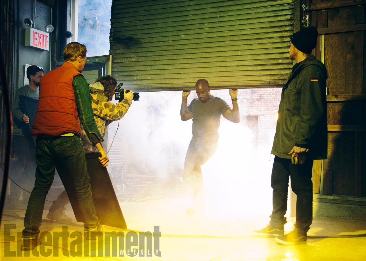 The Defenders Show Off A Very Different Side In Fun New Photoshoot