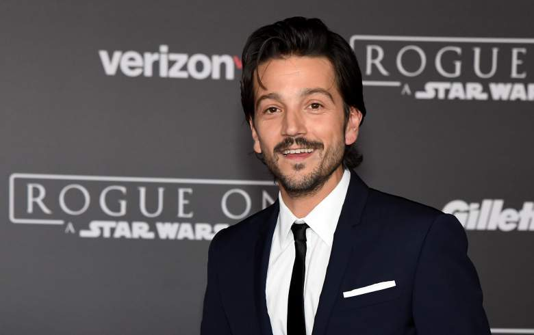 'Rogue One' star Diego Luna rumored for lead in 'Scarface' remake