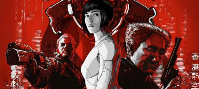 Ghost In The Shell Gets One Final, Haunting Trailer