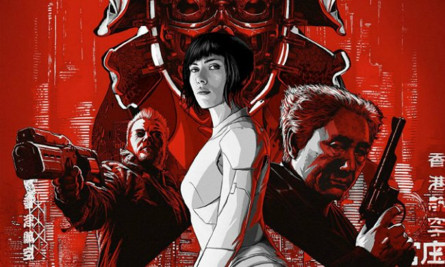 Three Ghost In The Shell Promos Tease Cyberpunk Action And The Frailty Of Memory