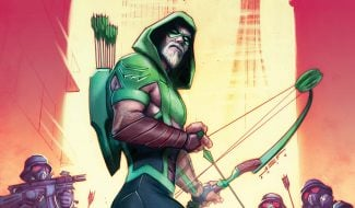 DC Unveils A New Red Arrow In Green Arrow #15