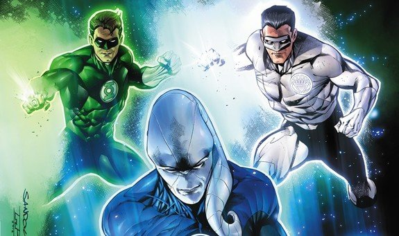 Rafa Sandoval Discusses Hal Jordan And The Green Lantern Corps