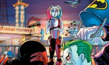 Joker And Red Tool Put Up Their Dukes In Harley Quinn #12