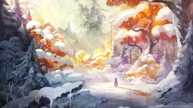 Square Enix RPG I Am Setsuna Will Be A Nintendo Switch Launch Title