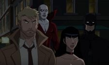Matt Ryan's Constantine Shows Off His Powers In New Justice League Dark Clip