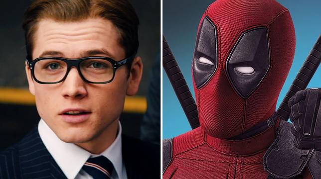 Could We See A Kingsman And Deadpool Crossover?