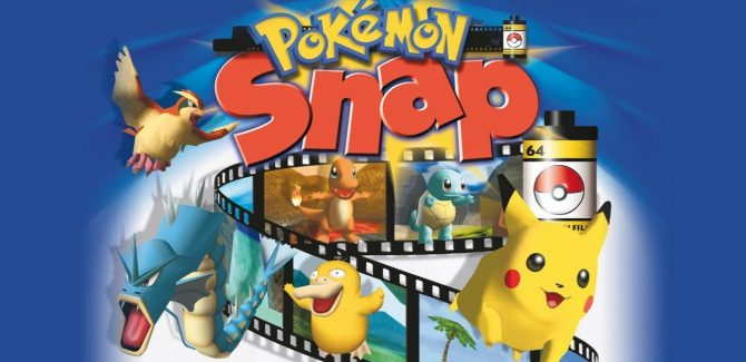 Pokemon Snap Available To Download Today In North America Via Wii U Virtual Console