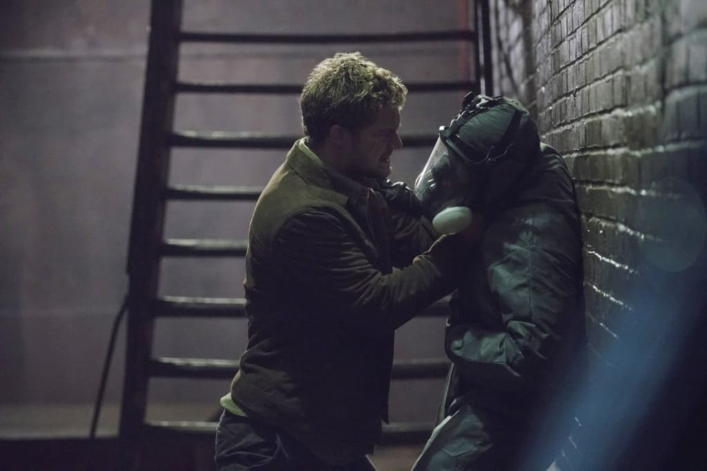 Iron Fist Star Finn Jones Says Fans Shouldn't Expect To See A Costume For A Long Time