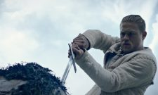 Charlie Hunnam Wields Excalibur In New King Arthur: Legend Of The Sword Stills