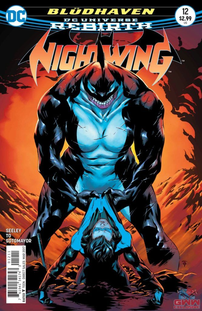 Dick Grayson Faces A Whale Of A Problem In Nightwing #12