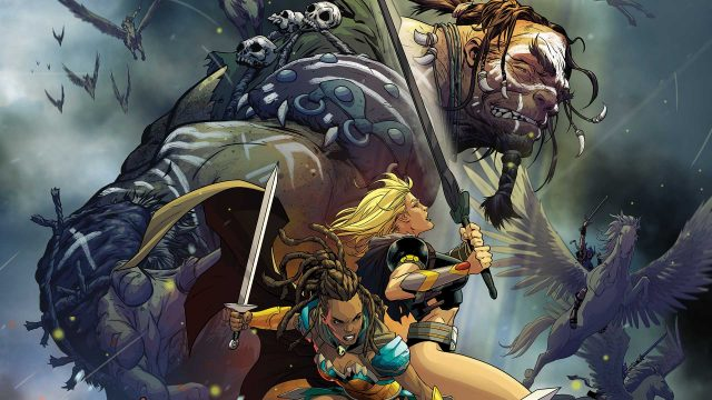 odyssey of the amazons 1 banner