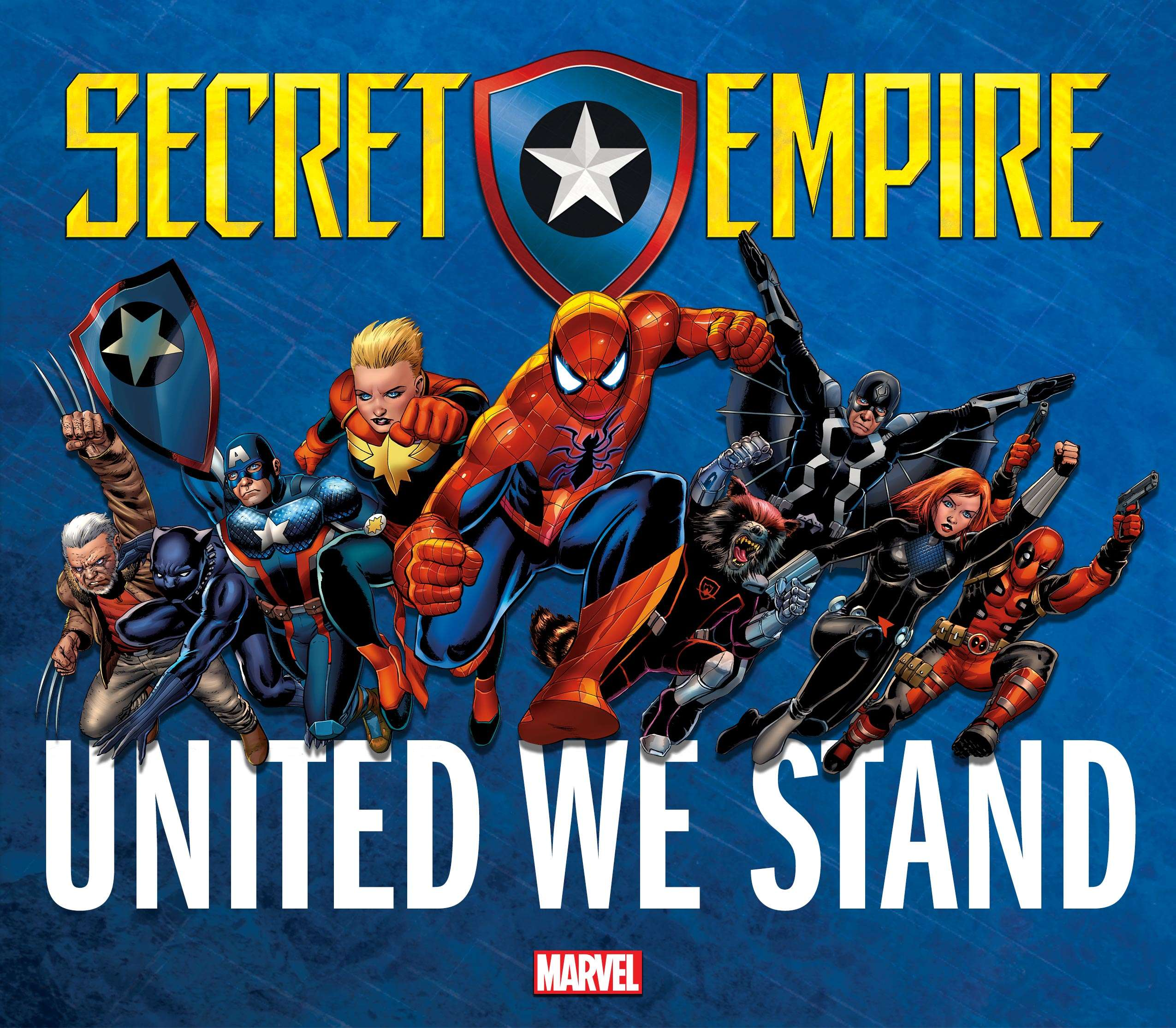 Marvel Heroes Unite In Best Secret Empire Teaser Yet