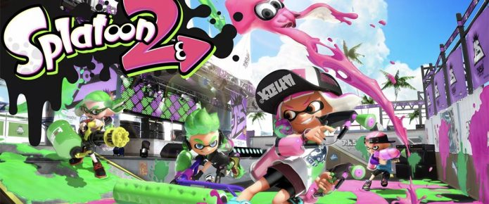 Nintendo Announces Splatoon 2 For The Switch