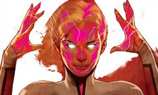 K. Perkins Boards Superwoman This April