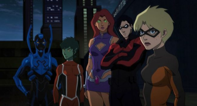 Teen Titans: The Judas Contract Director Talks The Addition Of Terra