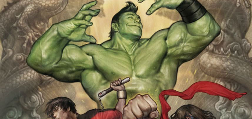 Totally Awesome Hulk #15 Review