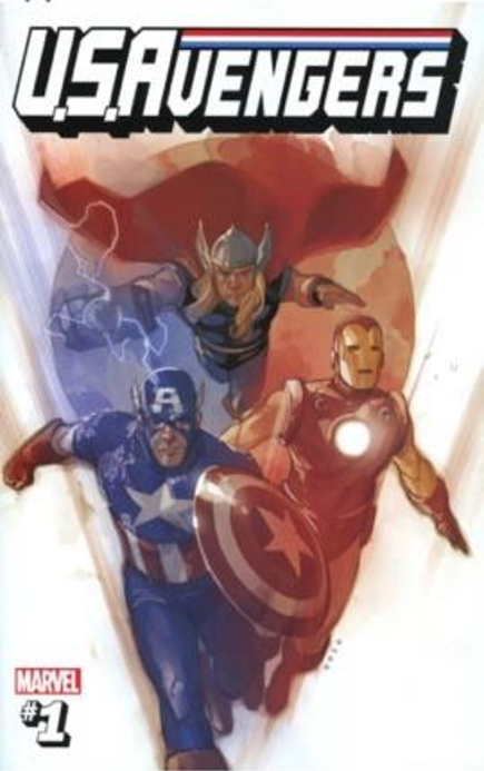 Earth's Mightiest Heroes Assemble On Phil Noto's Gorgeous Variant Cover For U.S.Avengers #1